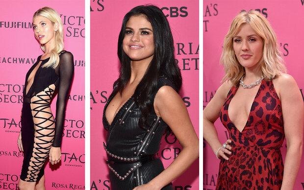 Die Looks der Victoria's Secret Aftershowparty