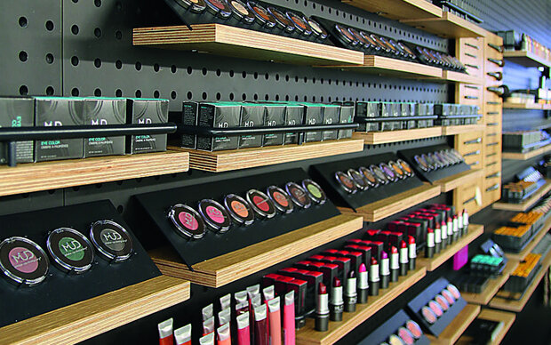 MUD Make-up nun auch in Österreich