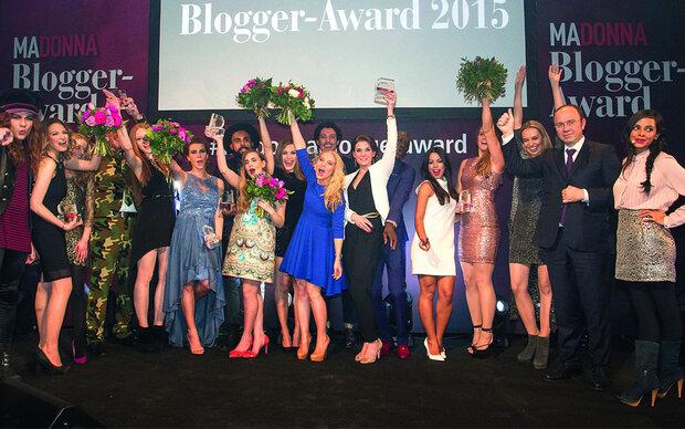 MADONNA Blogger-Award geht in die nächste Runde