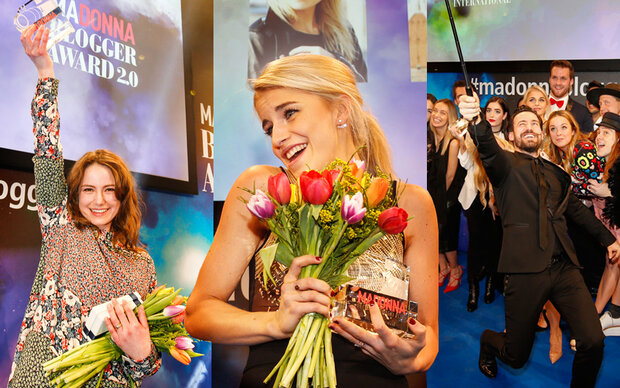 MADONNA Blogger Award 2016