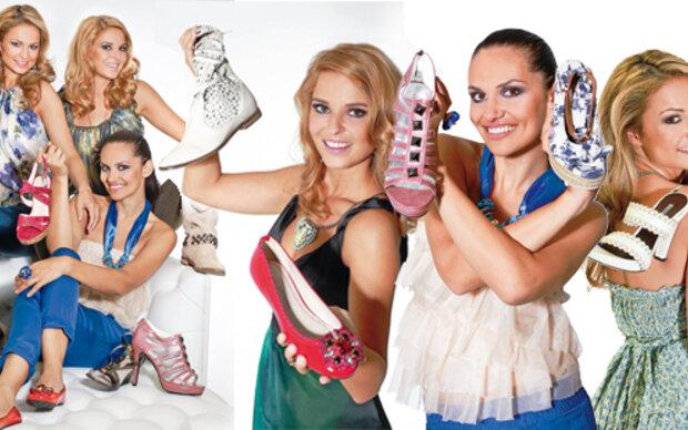 Top-Schuhe: Missen zeigen Trends
