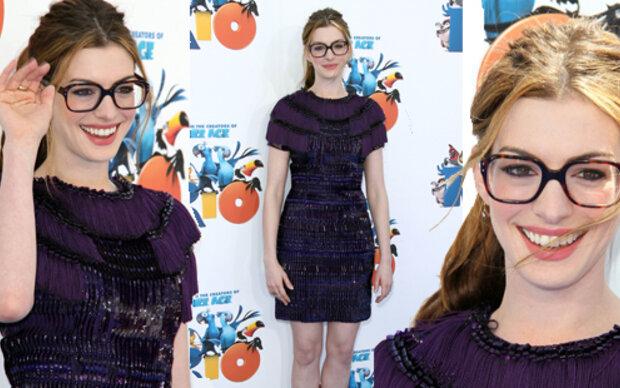 Modeflop der Woche: Anne Hathaway