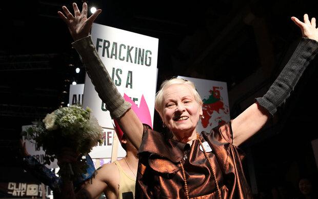 Vivienne Westwood: Auszeichnung von Swarovski