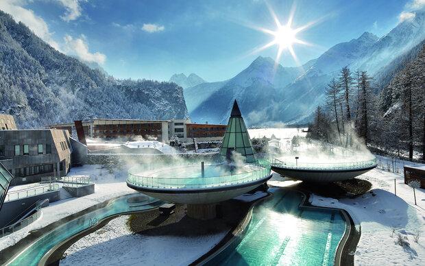 Ski & Therme mit der Lizenz zum Genießen