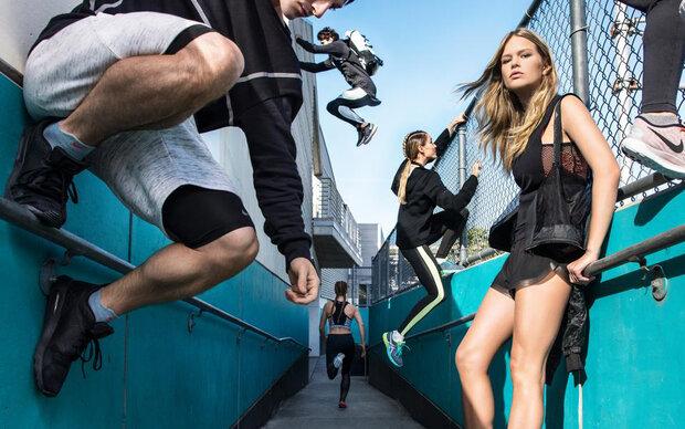 Pflichttermin für sporty Fashionistas