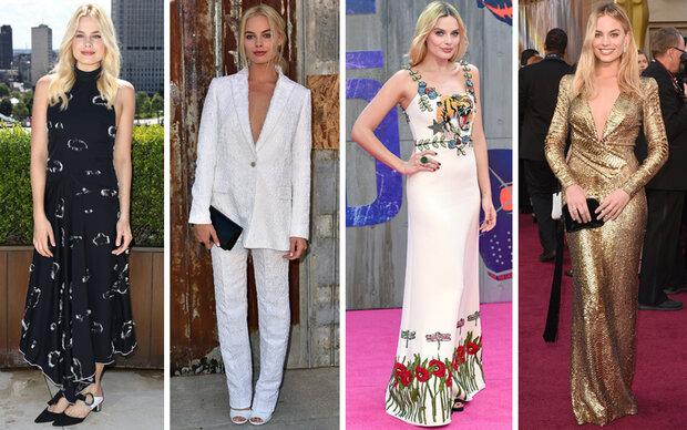 Die besten Looks der Hollywood-Schönheit