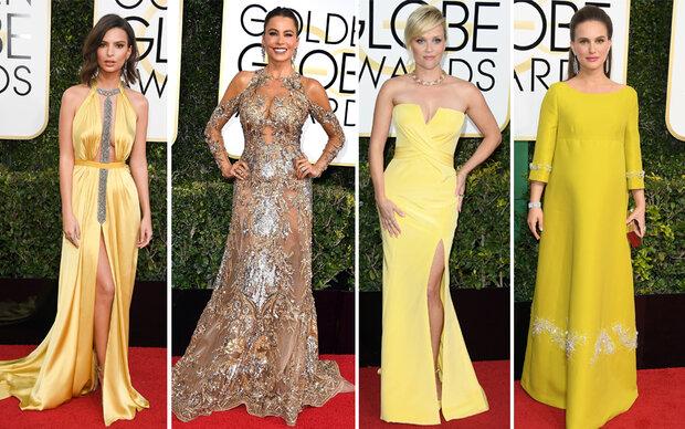 Golden Girls bei den Golden Globes 2017