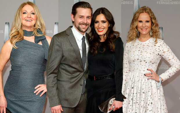 TV-Stars putzen sich raus