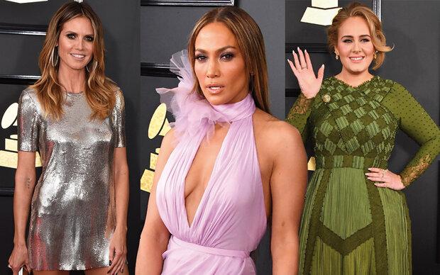 Die Looks der Grammy Awards