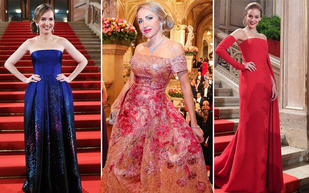 Welches war das schönste Kleid?