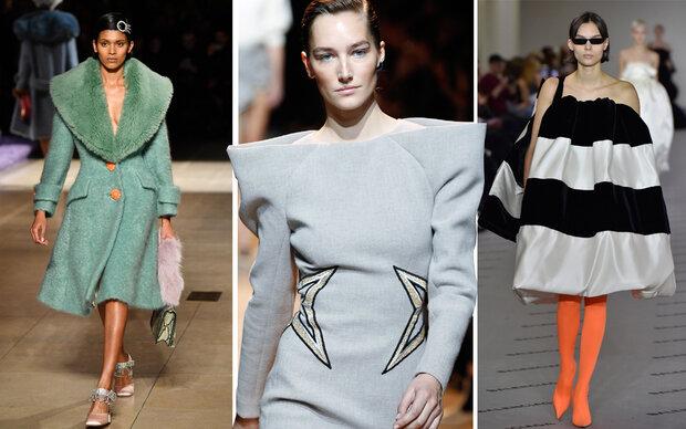 Die wichtigsten Trends der Pariser Schauen