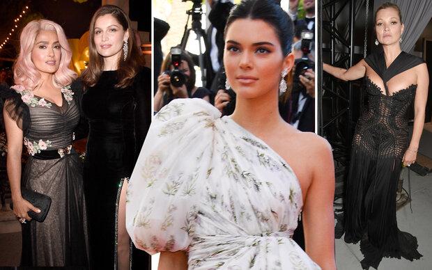 Das Mode-Wochenende in Cannes