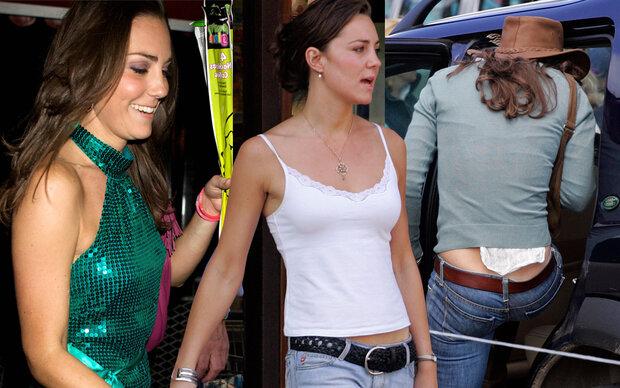 So normal kleidete sich Kate, bevor sie Herzogin wurde