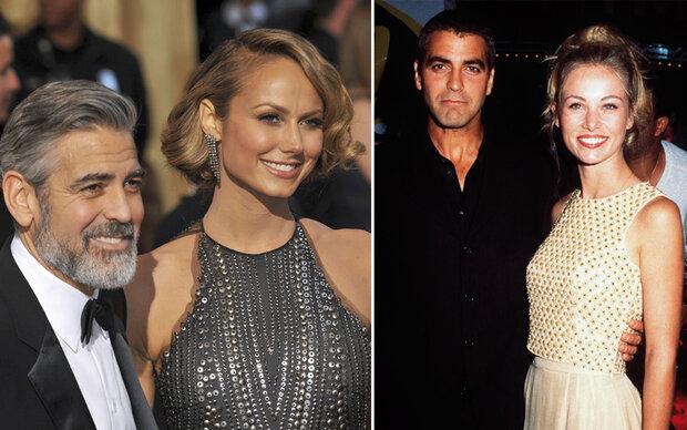 George Clooneys 14 Ex-Liebschaften