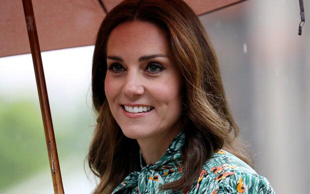 Auch Herzogin Kate zollt Diana Respekt