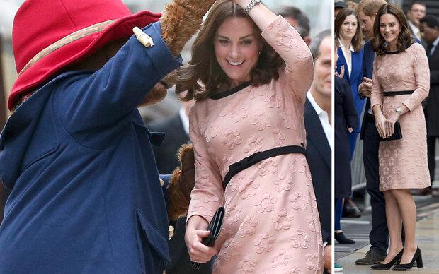 Dancing Queen: Kate stiftet Verwirrung mit Kleid