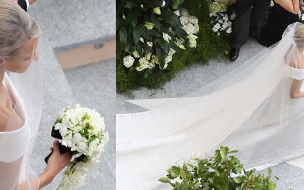 Charlene: So schön ist ihr Hochzeitskleid