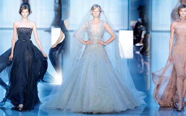 Zauberhafte Haute Couture von Elie Saab