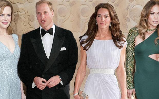 Königliche BAFTA-Gala