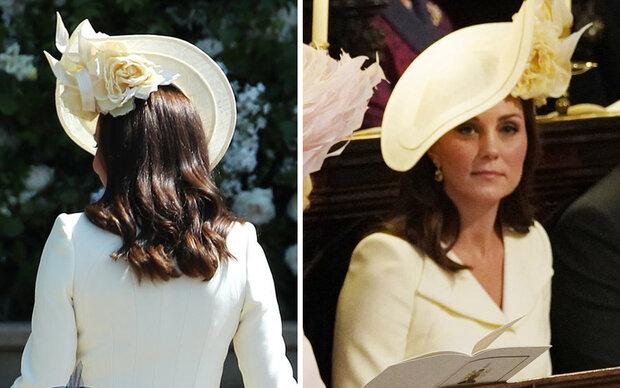 Kate leistet sich Hochzeits-No-Go