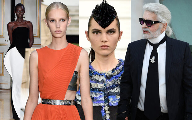 Die Couture-Highlights aus Paris