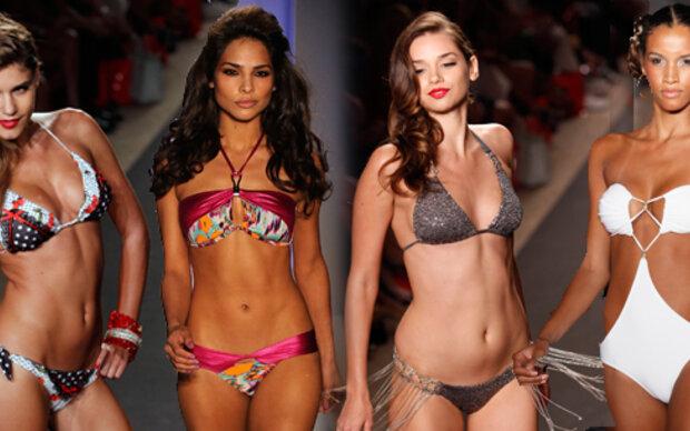 Sexy Bikinitrends aus Miami