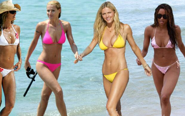 Wer hat den schönsten Beach-Body?