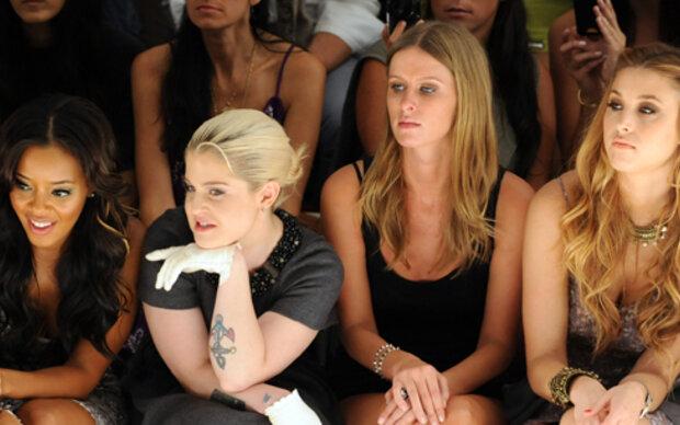 Star-Treffpunkt: NY Fashion Week