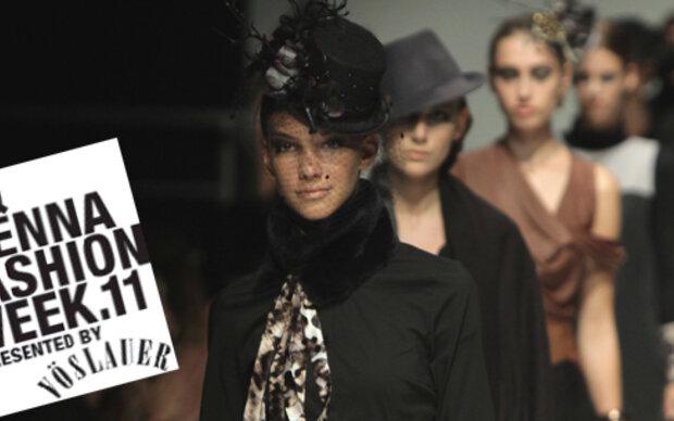 Auftakt der Vienna Fashion Week