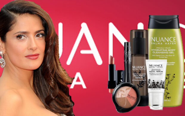 Salma launcht Beautylinie