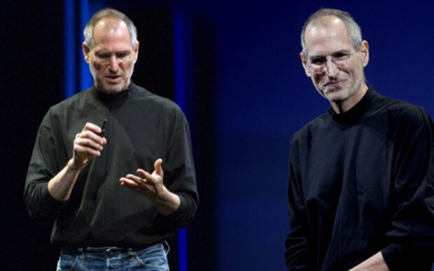 Hype um Steve Jobs' Rollkragen-Pullover