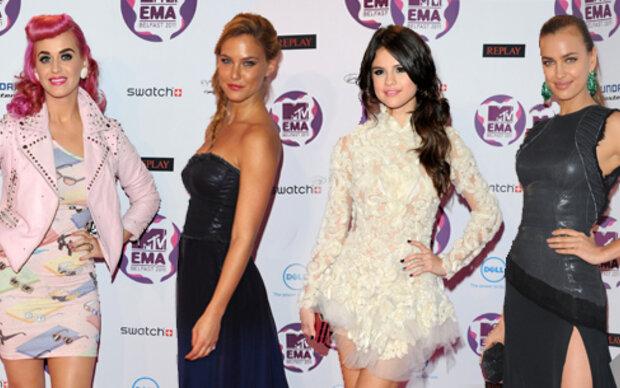 Die Looks von den EMAs 2011