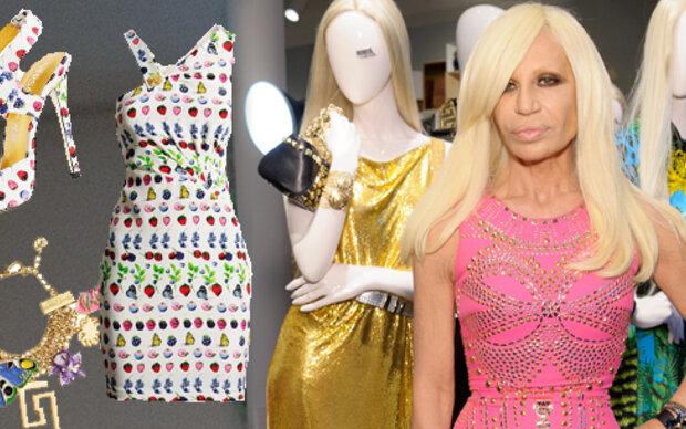 Erste Bilder der neuen Versace-Kollektion