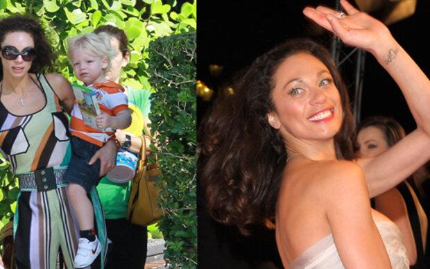 Lilly Becker ist Traum-Mama 2011