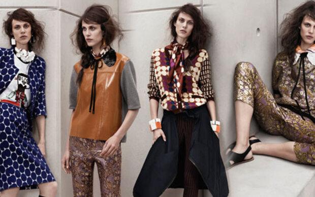 Erster Blick auf Marni für H&M-Kollektion