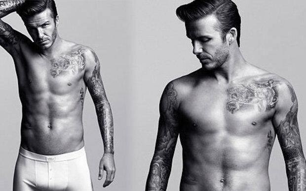 Beckham-Kampagne ist nicht jugendfrei