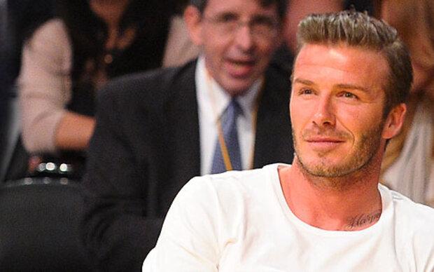 David Beckham bekommt eigenes Elle-Cover