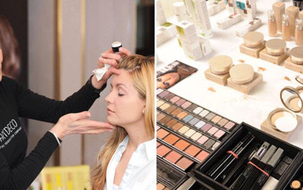 Beauty-Workshop von Artdeco