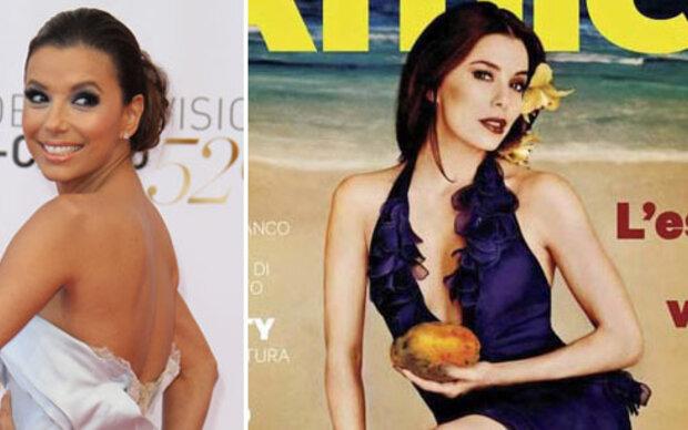 Eva Longoria verliert Teint für Magazin-Cover