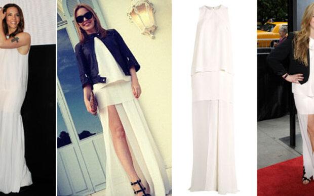 Das neue It-Kleid von Kylie, Mel C und Co