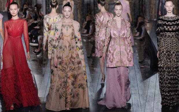 Valentino Haute Couture: Highlight in Paris