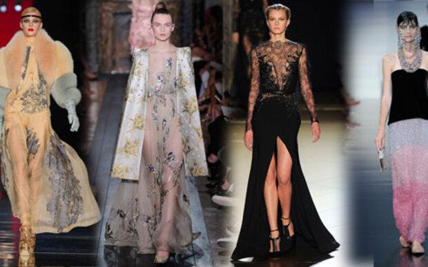 Rückblick auf die Woche der Haute Couture