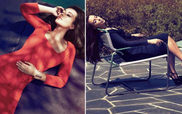 Kim Kardashian über Mode und Beziehungen