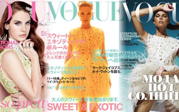 Louis Vuitton ist der beliebteste Cover-Look