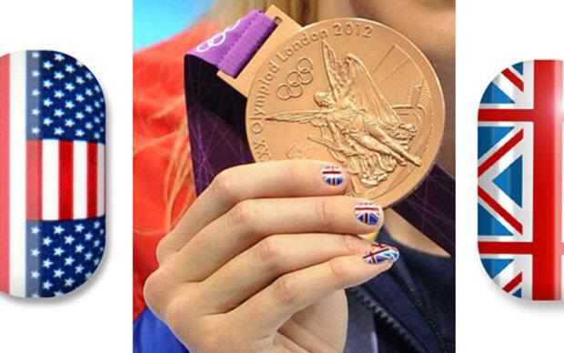 So zeigt die Olympiade ihre Nägel