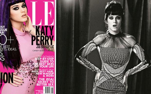 Elle-Covergirl Perry über ihr Image und die Liebe