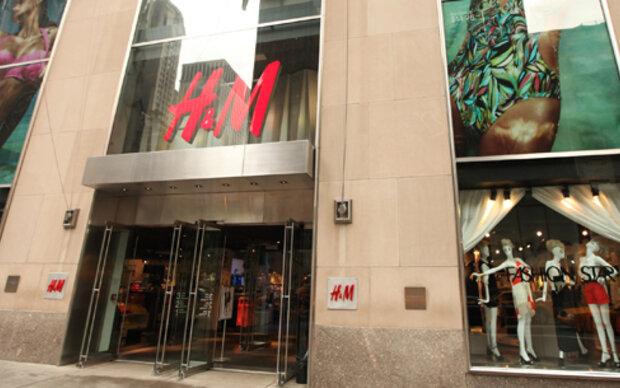 Hm Eröffnet Größten Shop Weltweit In Ny