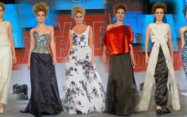 Irina Vitjaz' Modeschau bei der Gala