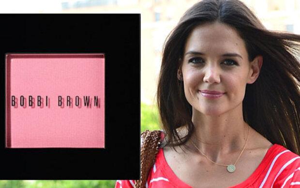 Als erstes Promi-Gesicht für Bobbi Brown?