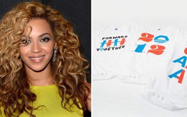 Beyoncé entwirft Baby-Bodies